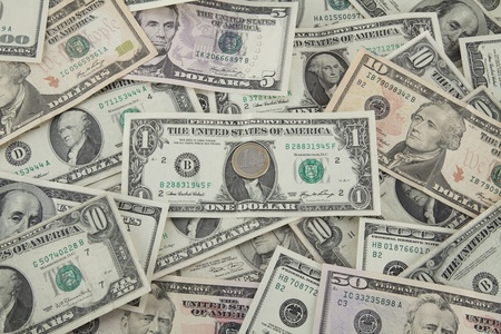 alexander hamilton: dollaro e un euro