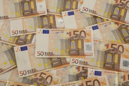 50 euro Stock Photo - 8527816