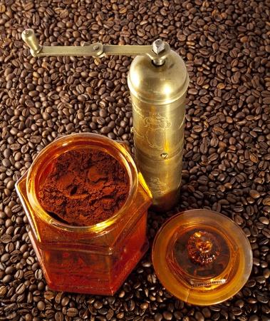 młynek do kawy: stary młynek do kawy