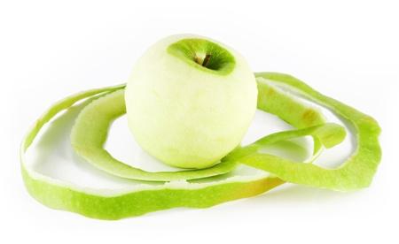 hulled apple
