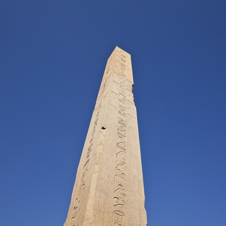 the obelisk: obelisk in karnak