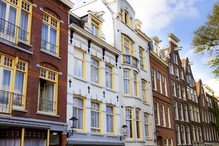 Amsterdam facade