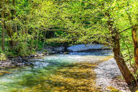 River Gradac Stock Photo