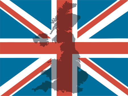 Great Britain - vector illustration Stock Vector - 599388