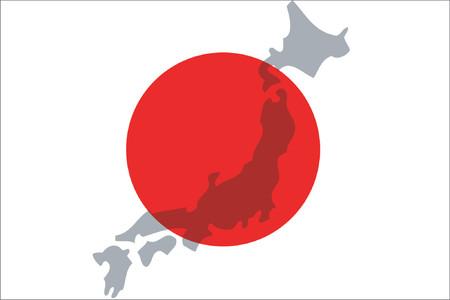 Japan - vector illustration Illustration