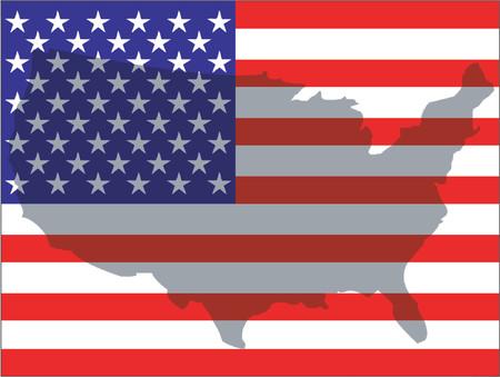United States - vector illustration