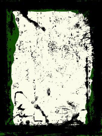 Grunge canvas Stock Photo