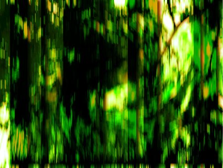 Green grungy back - digital illustration Stock Photo