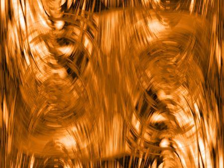 Golden grunge background - digital illustration