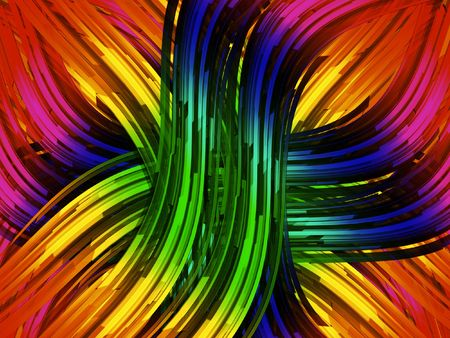 Colors - digital illustration