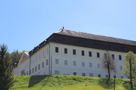 Castle in Svaty Anton, Slovakia