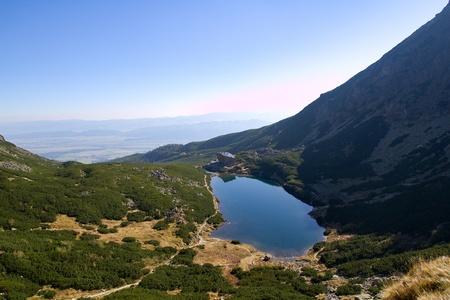 dom: High Tatra Mountains in autumn, Slovakia