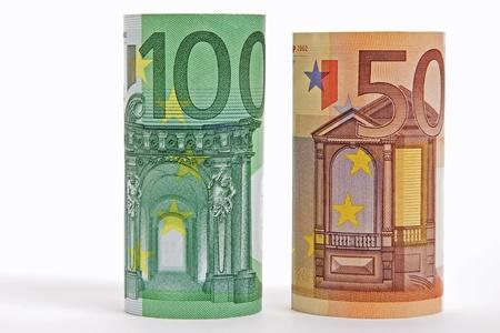 euro banknotes Stock Photo - 9446104