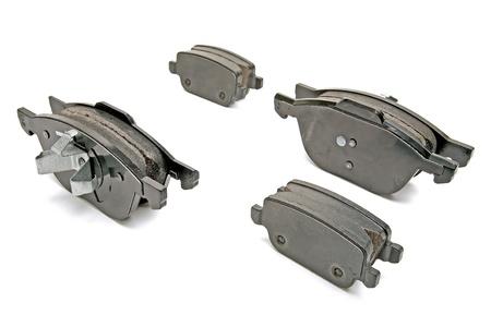 brake disc: brake pads set for one car