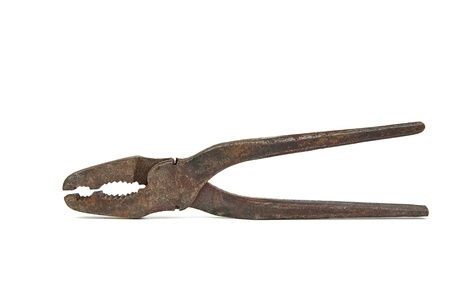 pincers: old pincers