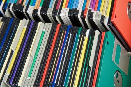 floppy discs Stock Photo - 10744189