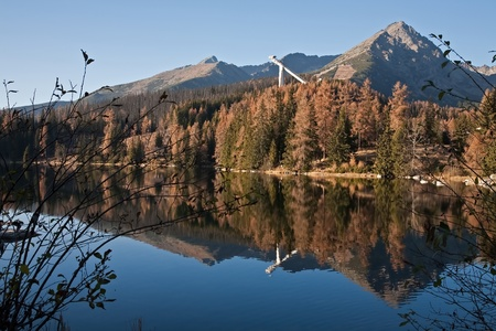 strbske pleso photo