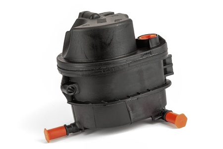 fuel filter fitted to the vehicles with combustion engine photo