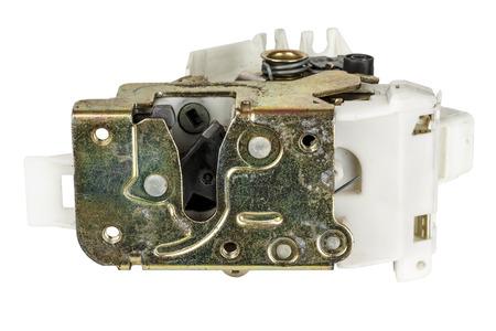 pawl: Usato serratura auto, rimosso dal veicolo