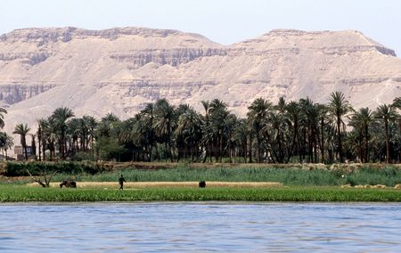 Over the Nile