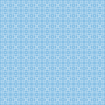 used ornament: Abstract geometric seamless pattern.Minimalist simple ornament can be used for backgrounds, textile and packaging Illustration