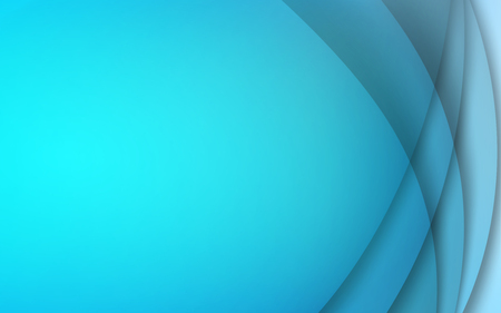 Abstract Background. Blue Abstract Shapes and Place for Your Text 向量圖像