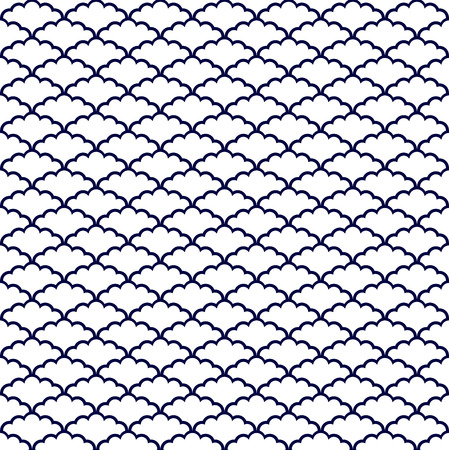 Seamless Pattern . Vector Background