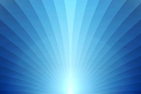 青の抽象的な背景  イラスト・ベクター素材