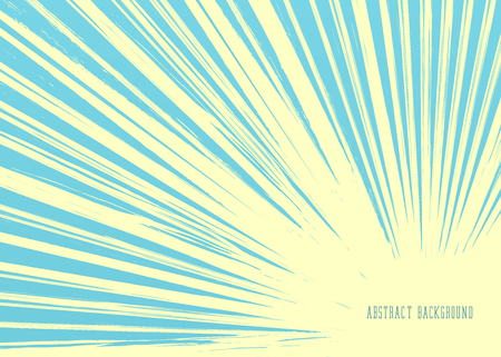 ヴィンテージ背景。レトロな太陽光線