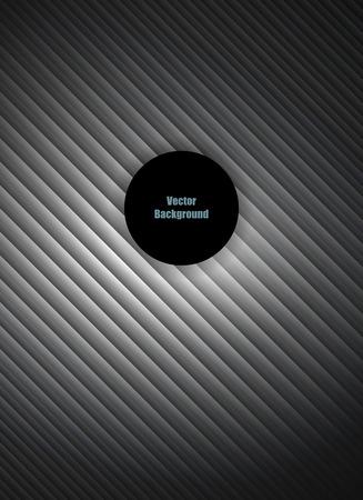 暗い背景のストライプと  イラスト・ベクター素材