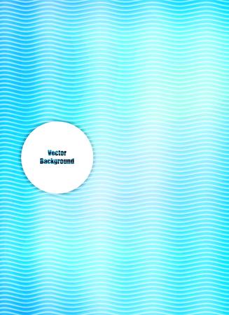 波と抽象的な背景