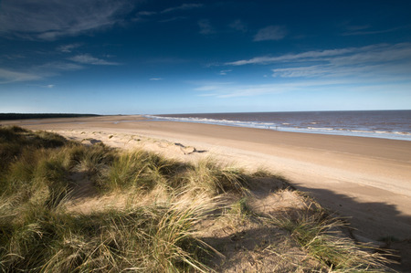 Sands Dunes on Holkham Beach