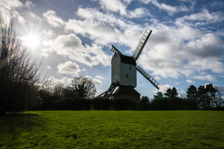 essex: Mountnessing Postmill, Essex, England