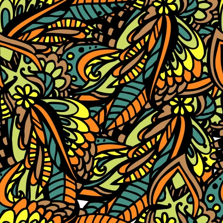 floral pattern Stock Vector - 17591098