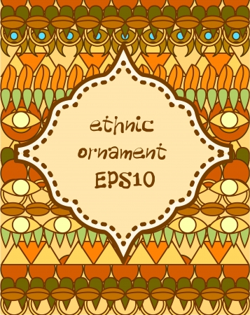 ethnic background