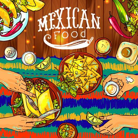 Mexicaans voedsel