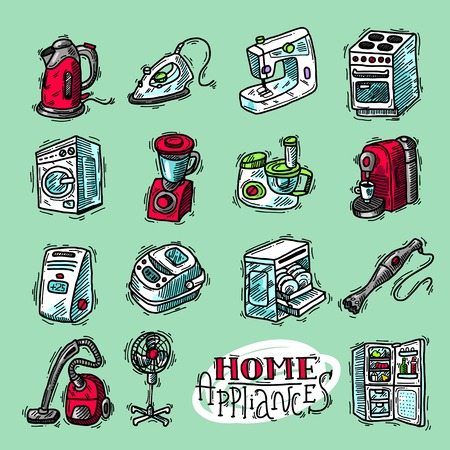 iron fan: home appliahces?