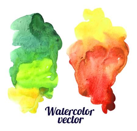 watercolor Ilustração