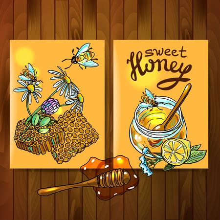 flayers: honey flayers