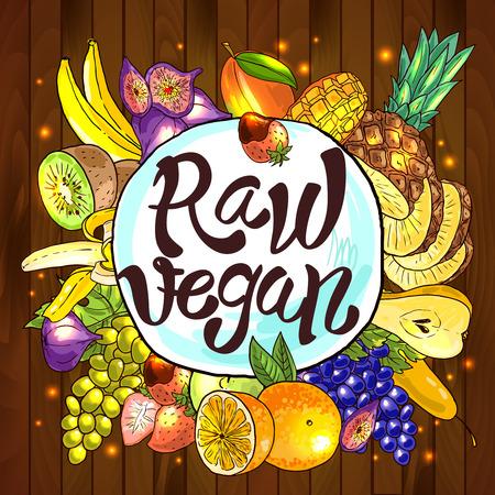 rindfleisch roh: raw vegan