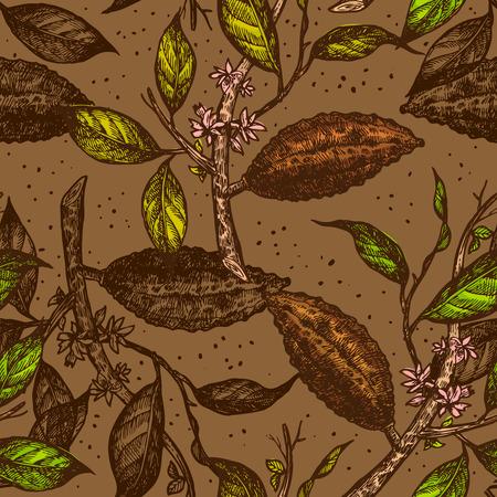 sketch illustration chocolate Vektoros illusztráció