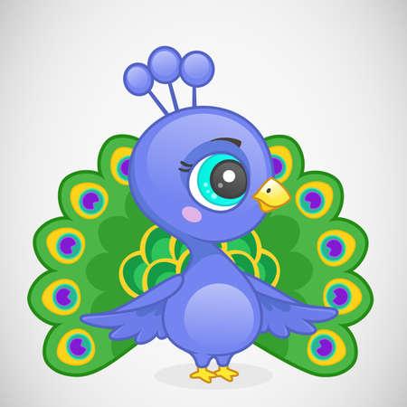 zwierzę: Ładny ptak charakter
