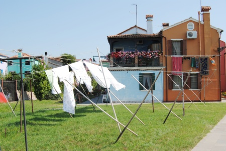 trip to Venice and the islands of Murano, Burano and Torcello in August