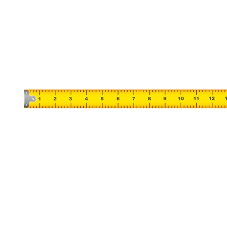 tape measure to take measurements of the persons