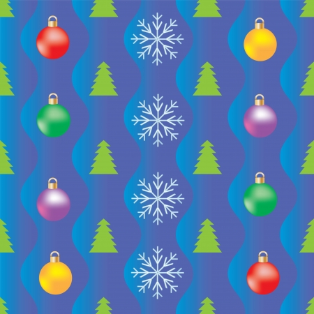 The image can be used as a New Year and Christmas postcard, wallpaper for your site and other.. Vector
