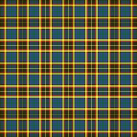 Arkansas's Tartan. Arkansas for fabric, kilts, skirts, plaids. Frequent, small weaving. Standard-Bild - 121610986