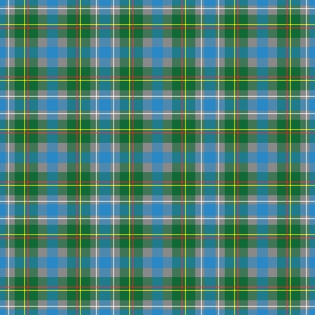 Connecticut's Tartan. Connecticut for fabric, kilts, skirts, plaids. Frequent, small weaving. Standard-Bild - 121610990