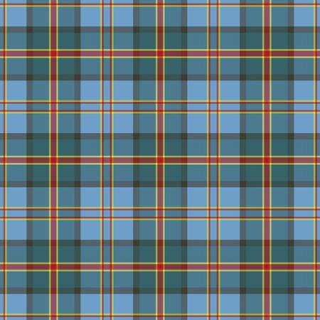 Hawaii's Tartan. Hawaii for fabric, kilts, skirts, plaids. Frequent, small weaving. Standard-Bild - 121610993