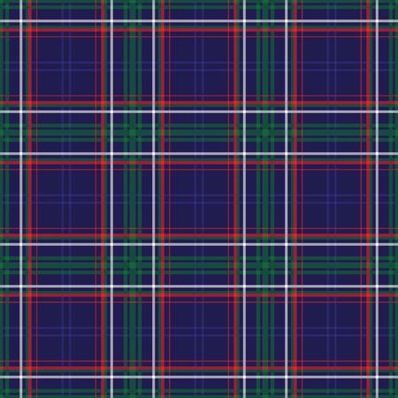 Massachusetts's Tartan. Seamless pattern for tartan of USState, Massachusetts for fabric, kilts, skirts, plaids. Frequent, small weaving. Standard-Bild - 121610997