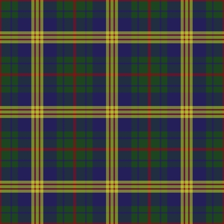 Newmexico's Tartan. Seamless pattern for tartan of USState Newmexico fabric, kilts, skirts, plaids. Frequent, small weaving. Standard-Bild - 121611000